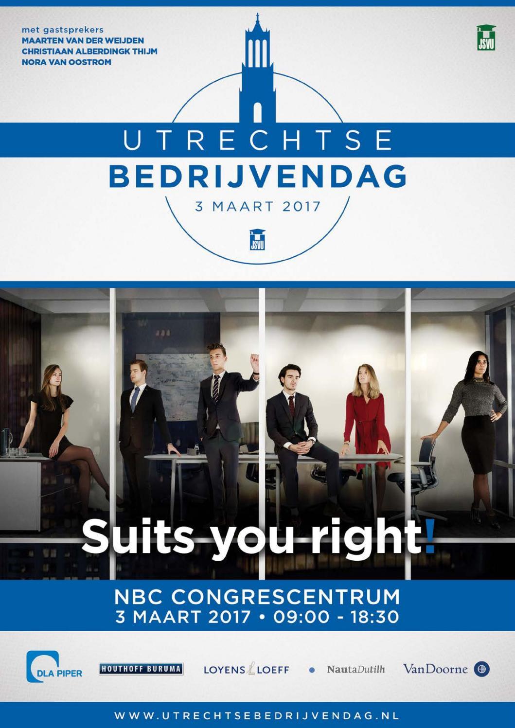 Utrechtse Bedrijvendag Nico Notarissen